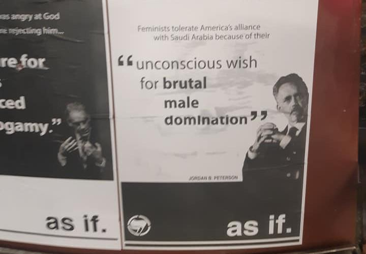 Antifa Goes After Jordan Peterson Anatomy Of A Slander Right