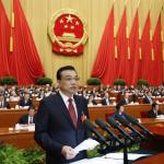 Premier Li of the one party, communist Chinese state