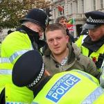Tommy Robinson Arrest